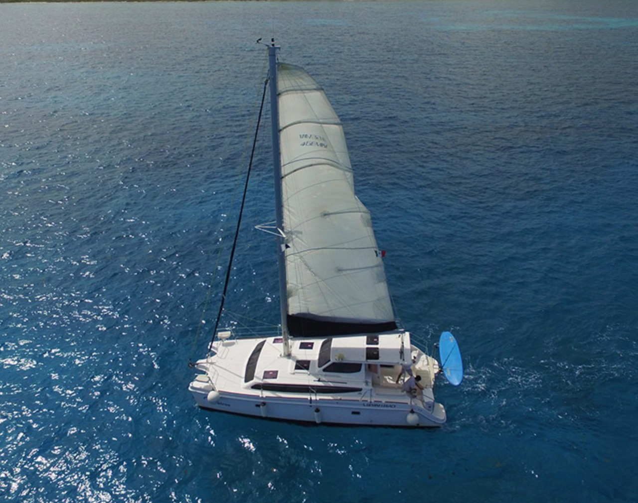 Catamaran 35