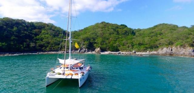 Fun Tastic Catamaran 56