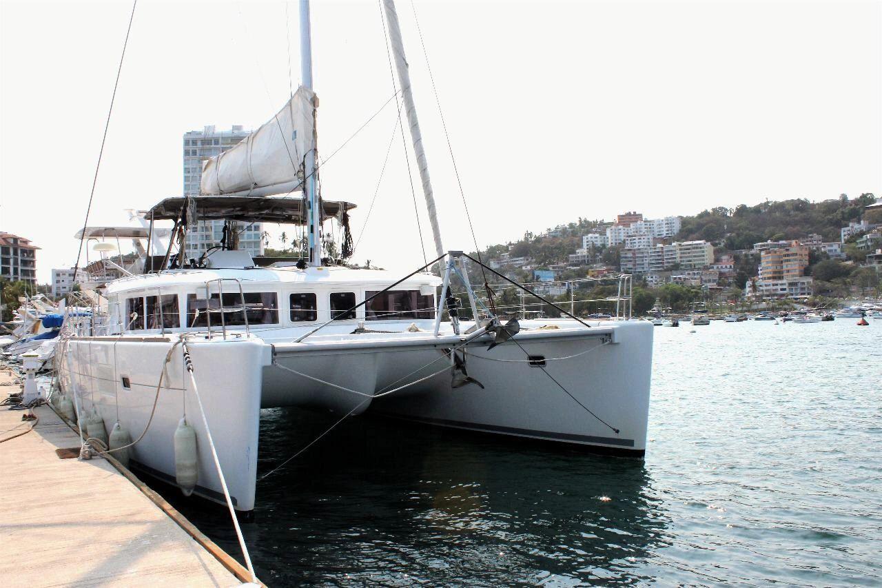 Catamaran 45
