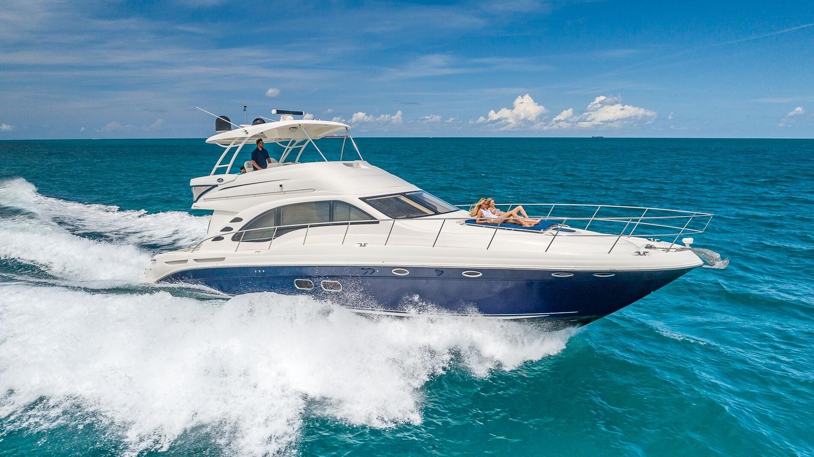 Sea Ray Sedan 58