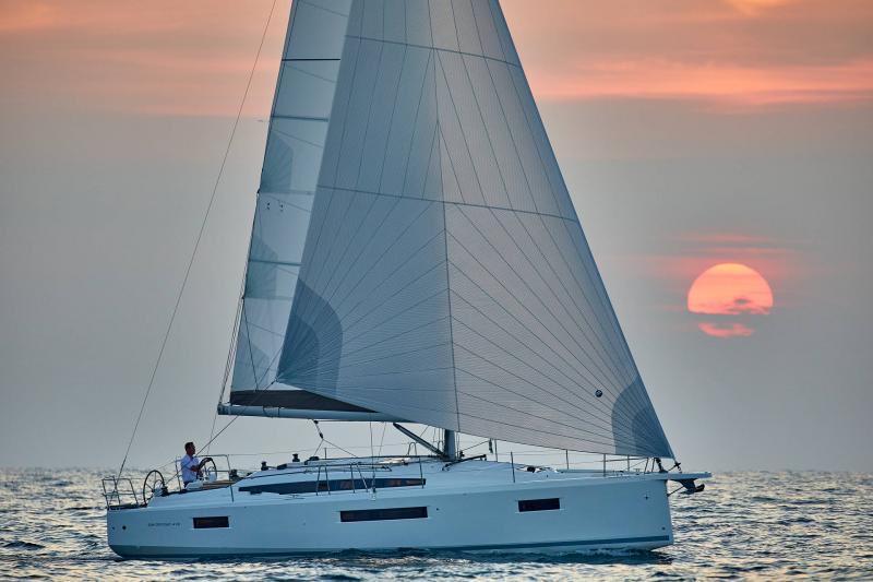 Jeanneau, Sun Odyssey 49